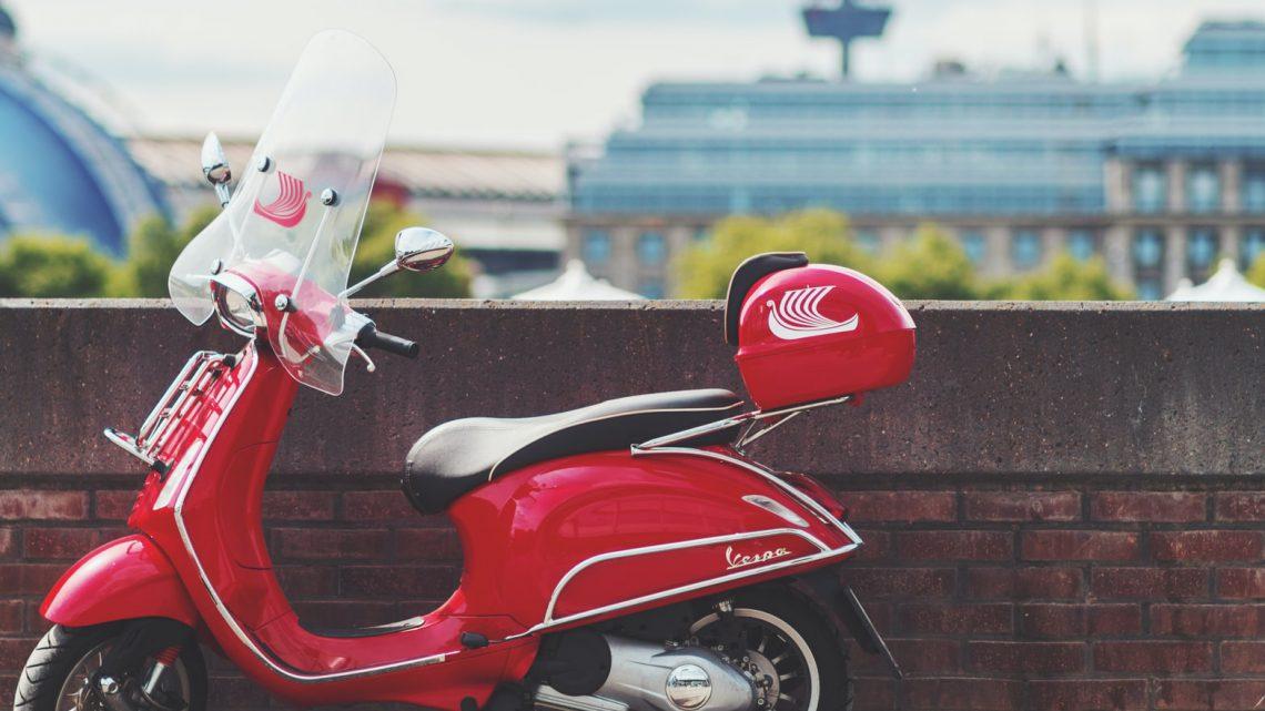 Zo sluit u gemakkelijk een scooterverzekering af