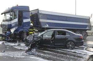 schadevergoeding auto ongeluk